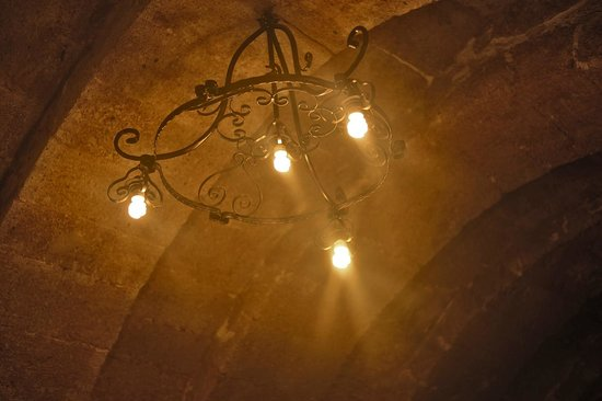 Hotel Cappadocia Palace: Dining area