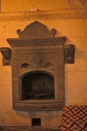 Cappadocia Palace: Dining room details