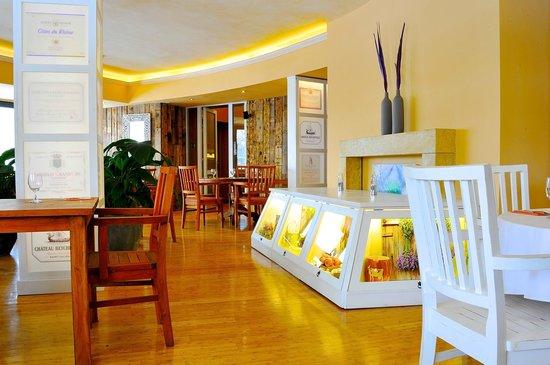 Villa St. Tropez: Restaurant