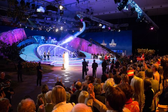 Stadthalle Graz: Sommerfest aus Österreich