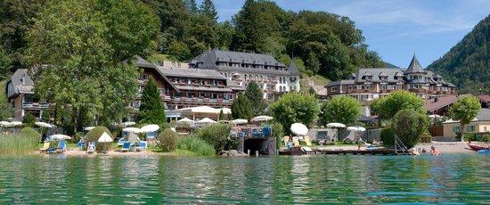 Hotel Ebner's Waldhof am See: Außenansicht