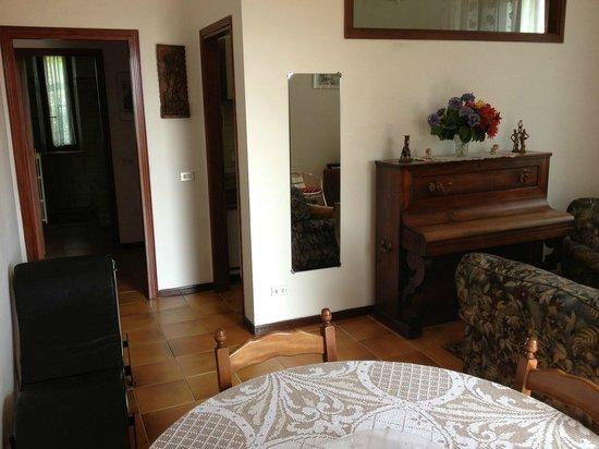 B&B Villa Ermelinda : soggiorno