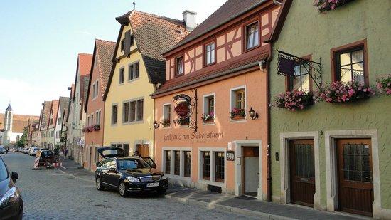 "Hotel ""Am Siebersturm"": Отель"