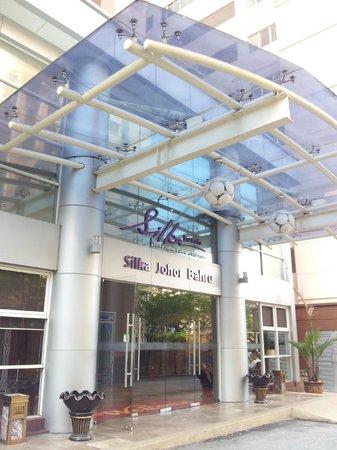 Silka Johor Bahru : entrance