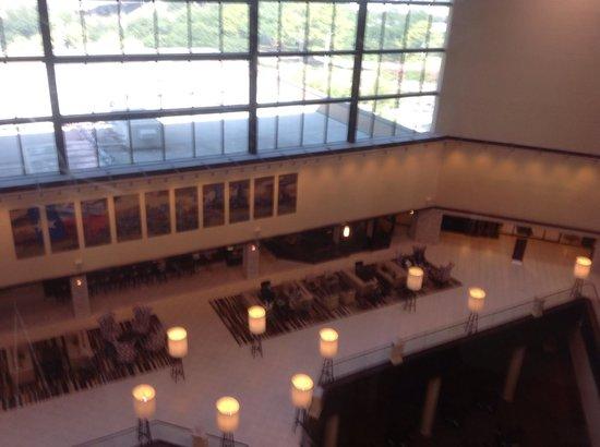 Hyatt Regency North Houston: view from my room