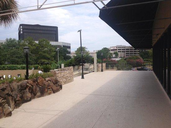 Hyatt Regency North Houston: outside