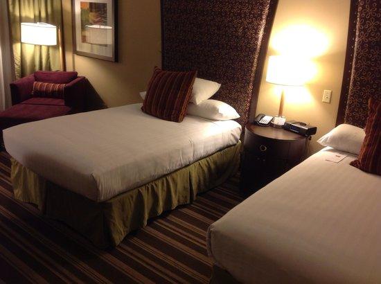 Hyatt Regency North Houston: bed