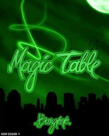 ‪Magic Table‬