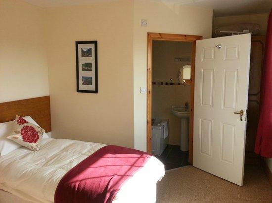 Carranross House: chambre