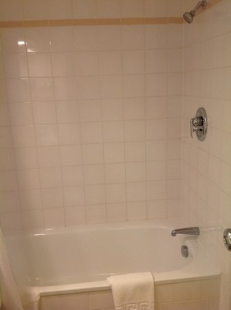 Sudima Hotel Christchurch Airport : Bathroom