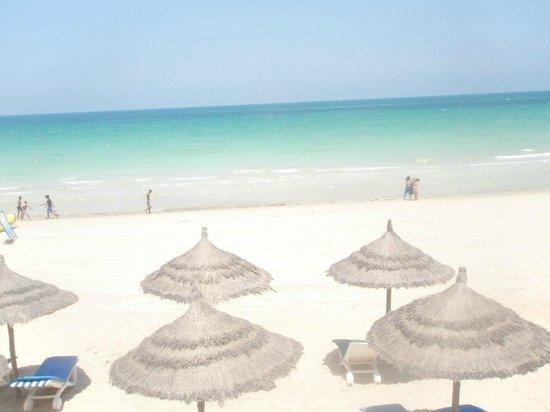 Club Oasis Marine: plage