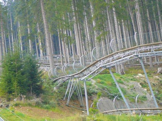 Sommerrodelbahn Rittisberg Coaster