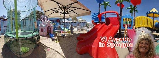 La Spiaggia delle Donne di Riccione