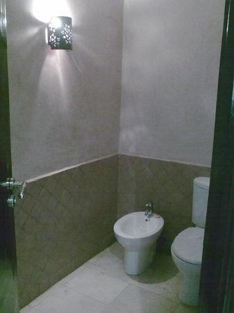 Hivernage Hotel & Spa: WC