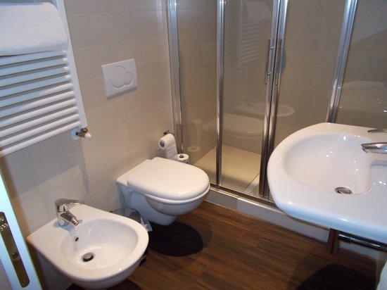 Soggiorno Lo Stellino: Il bagno privato