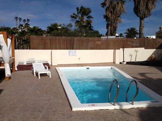 Cinco Casitas: pool