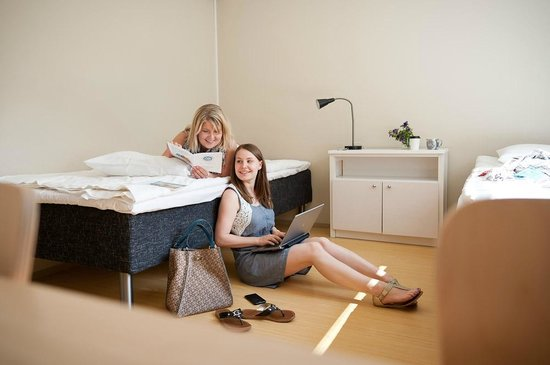Hostel Academica: Room