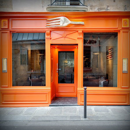 Photo of French Restaurant Le Christine at 1, Rue Christine, Paris 75006, France
