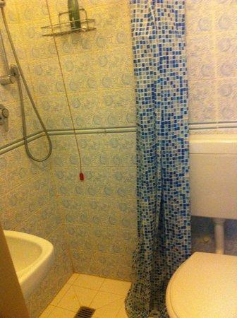Hotel Tirreno: Bagno