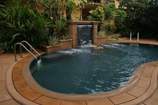 Auberge Mont-Royal d'Angkor: pool