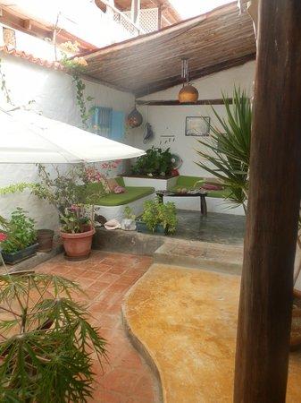 Posada La Quigua Los Roques : area relax