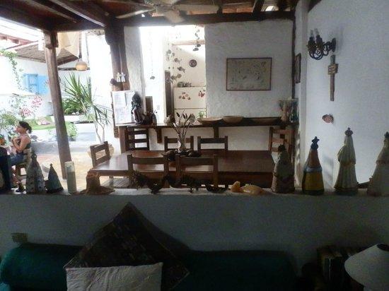 Posada La Quigua Los Roques : soggiorno