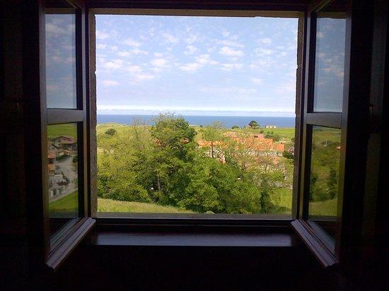 Valle de Arco Hotel : Desde mi habitación.