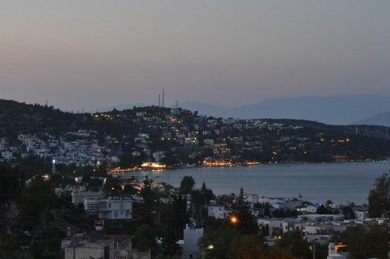 Panorama Hotel Bodrum: View