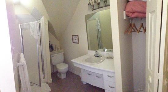 Manoir Le Tricorne: salle de bain