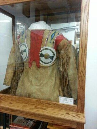 Norwalk, Οχάιο: Indian jacket - 1790