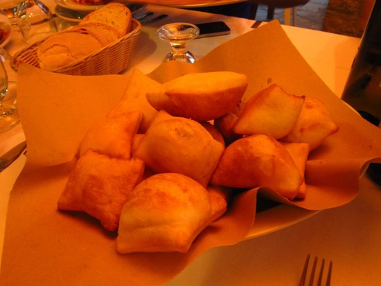 Agriturismo Il Gelso : gnocco fritto