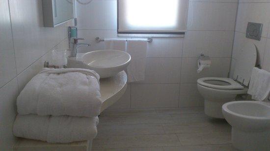 Hotel Belvir : Bagno