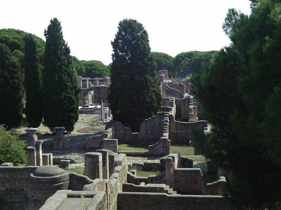 Ancient Rome -  Day Tours: Scavi di Ostia Antica