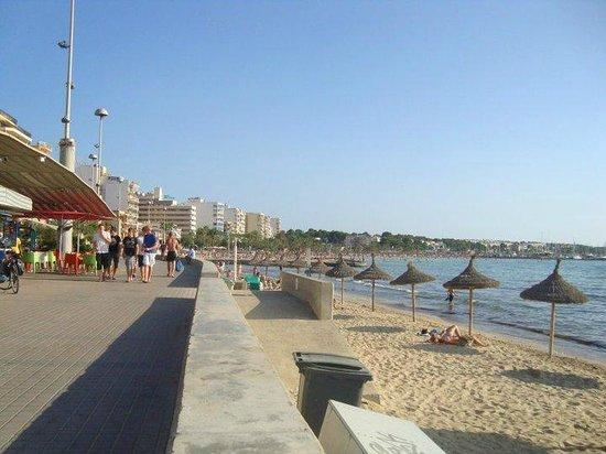 Playa de Palma, El Arenal (Platja de Palma, s'Arenal)