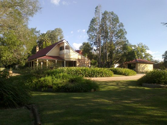 Kingaroy Australia  City new picture : Taabinga Homestead Kingaroy, Australia Rancho Opiniones ...