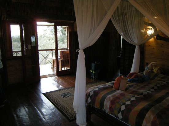 Pezulu Tree House Game Lodge: Everything we need!