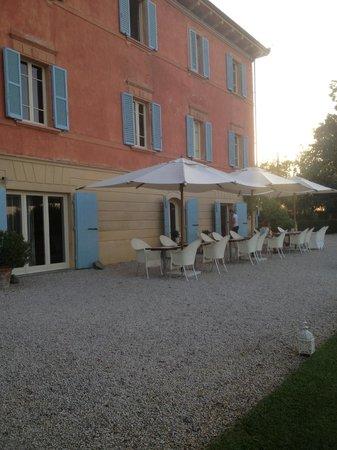Villa Fontelunga: villa