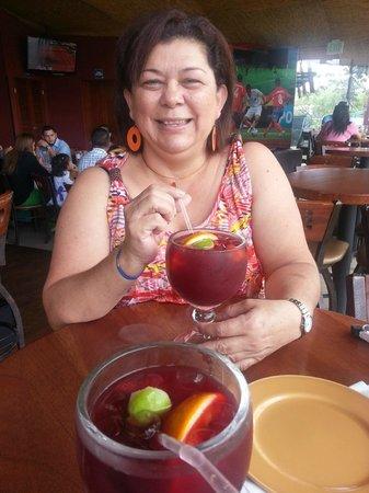 Applebee's: Coloridos cocktailes