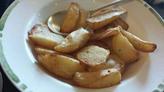 Robin Hood: homemade chips!