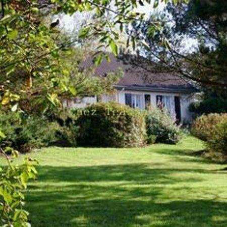 Chez Teasha : Jardins de la table d'hôtes