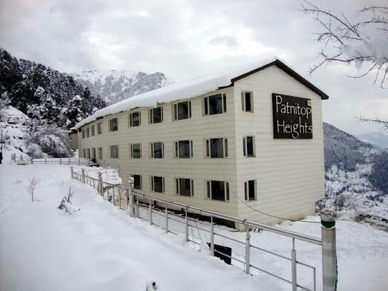 Hotel Patnitop Heights