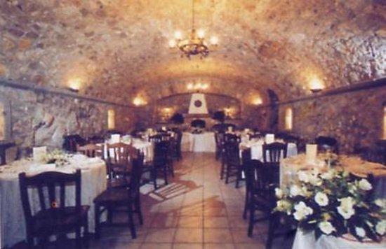 Ristorante Santa Croce Al Picco: Salone interno