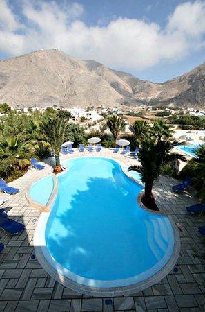 Zorzis Hotel: View