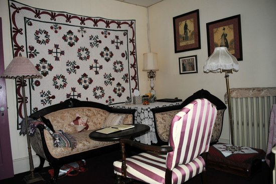 Kromer's Bed and Breakfast : Sitting Room for the Guest