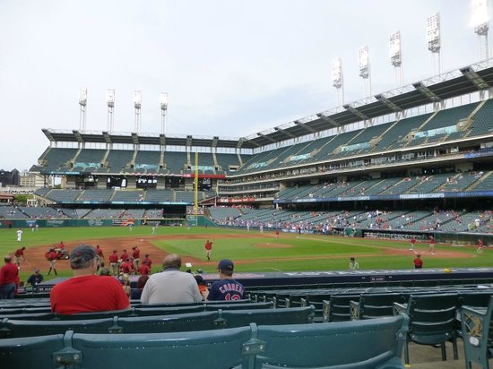 Progressive Field : The Field view tickets here less than 50 bucks