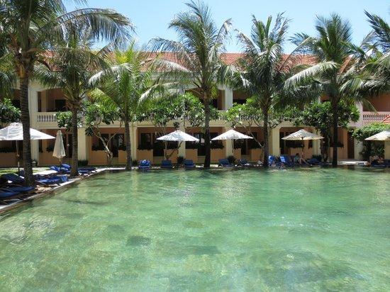 Anantara Hoi An Resort: The pool