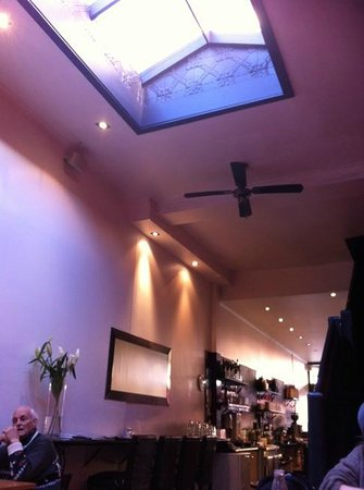 Kafe Kara: Inside cafe