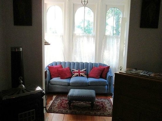 The Highland Manor : Sitting Area