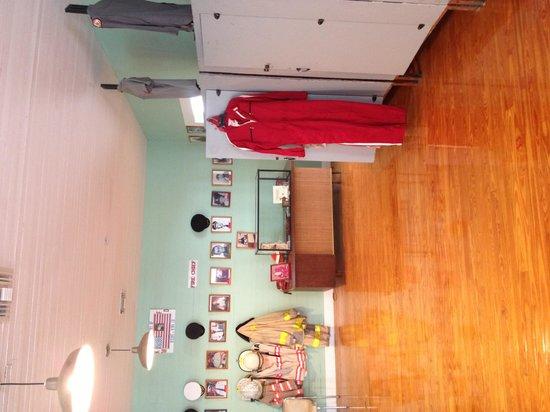 Key West Firehouse Museum : Original uniforms too!