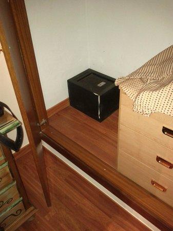 Hotel Costa Blanca : caja fuerte